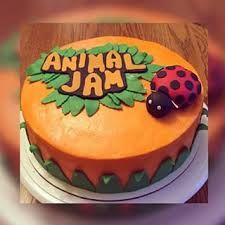 Image result for pics of animal jam cakes: