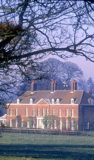 Anmer Hall Duchess Of Cambridge And Duke On Pinterest