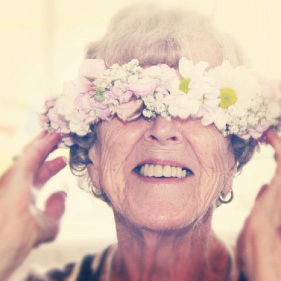001. Grow old and stay healthy so I can do everything on this list