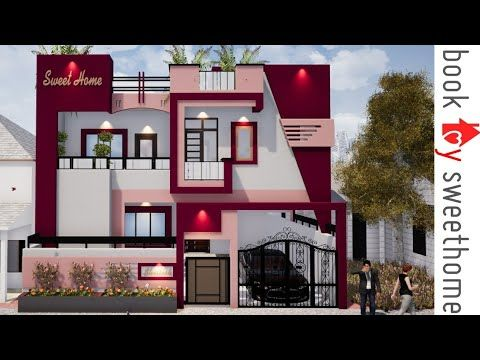 Pin By Ranjith On 3d Best House Designs Of 2019 Cool House Designs Guest House Plans Flat Roof House Open house hardware zimbabwe