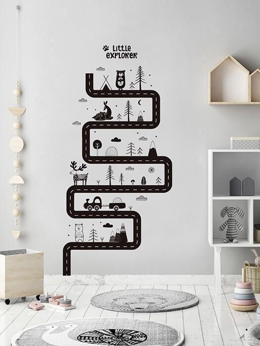 Best Highway Wall Sticker Decor 50 Off Free Shipping Chill And Slay Sticker Decor Hanging Wall Decor Sale Decoration