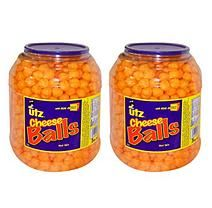 Utz Cheese Ball Barrels 35 oz. (2 pk.) - Sam's Club