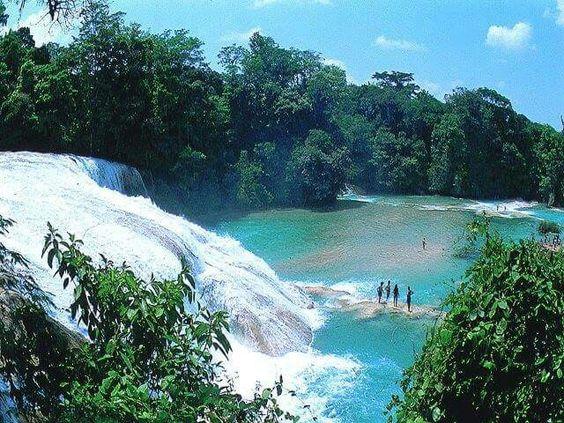 Chiapas Agua Azul México