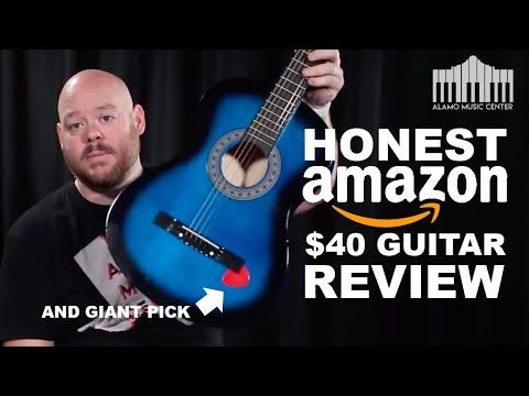 Honest Unboxing And Review Amazon Best Selling 40 Acoustic Guitar Guitar Buyer S Guide Https Www Youtube Com Watch In 2020 Guitar Reviews Guitar Acoustic Guitar