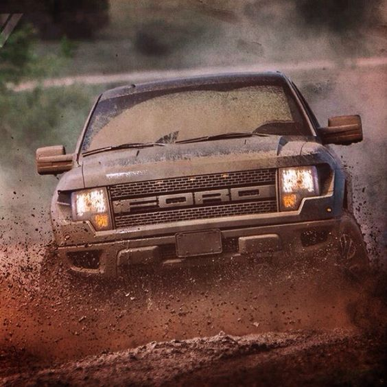 Ford Raptor aka BEAST TRUCK, just make it a shelby and its the king