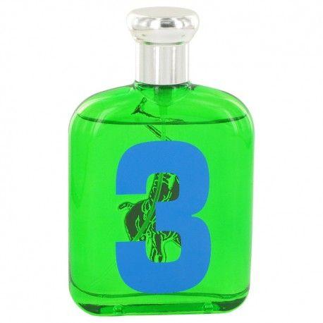 Big Pony Green by Ralph Lauren - Eau De Toilette Spray (Tester) 4.2 oz