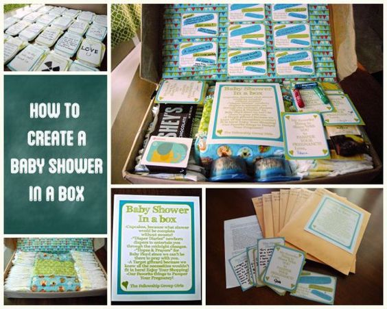 baby and more babies long distance distance baby showers in a box
