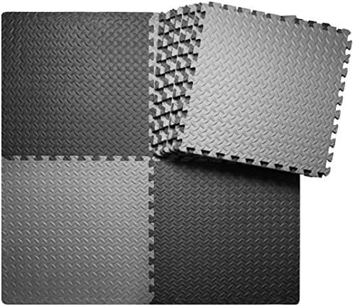 Amazing Offer On Innhom 12 24 Tiles Gym Mat Exercise Mats Puzzle Foam Mats Gym Flooring Mat Interlocking Foam Mats Eva Foam Floor Tiles Gym Equipment Workouts In 2020 Gym Mats Gym