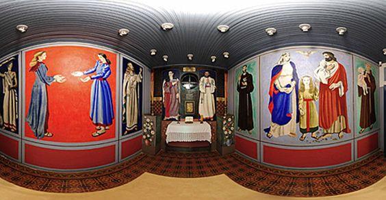 Capela da Nonna - Visita Virtual