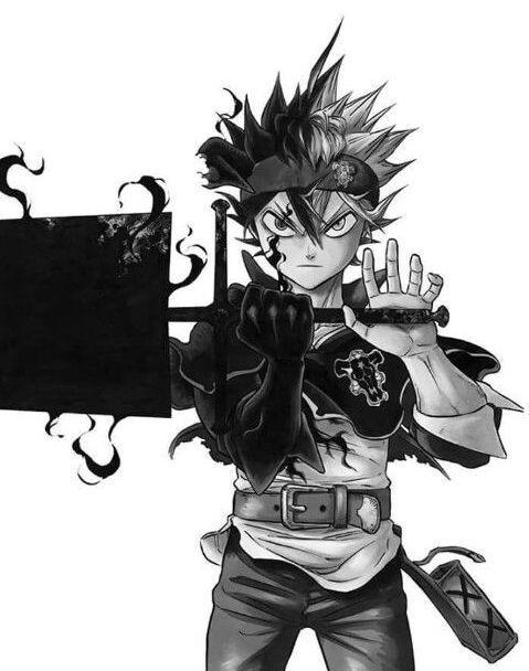 Tell Me If You Like Black Clover Black Clover Anime Black
