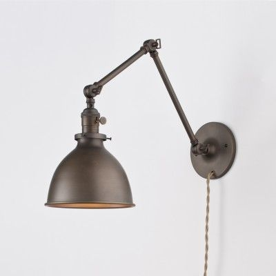 Orbit Wall Sconce Schoolhouse Electric And Supply Co : Pinterest The world s catalog of ideas