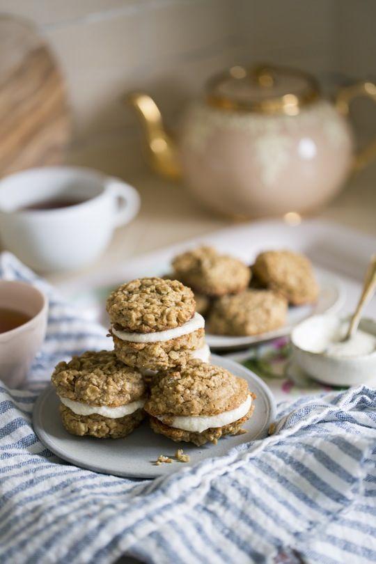 Rezept: Mini Haferflocken Sahnestückchen - Rezepte aus der Kitchn | Die Kitchn