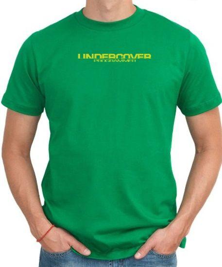 Undercover Programmer T-Shirt