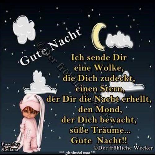 Der Fröhliche Wecker Gute Nacht Bilder
