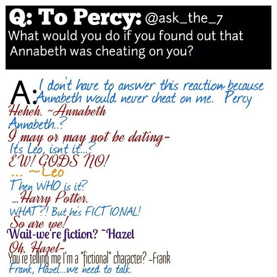 percabeth start dating fanfic Not much percabeth, just mentions of it want to stay safe and have a normal job and start a family dec 5 annabeth fanfiction after gaea someone complete.