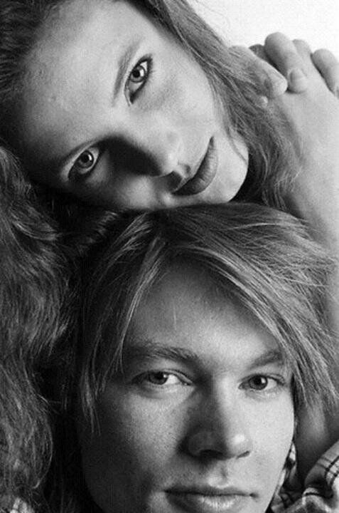 Axl Rose and Erin Everly | Celebs | Pinterest | The o'jays ...