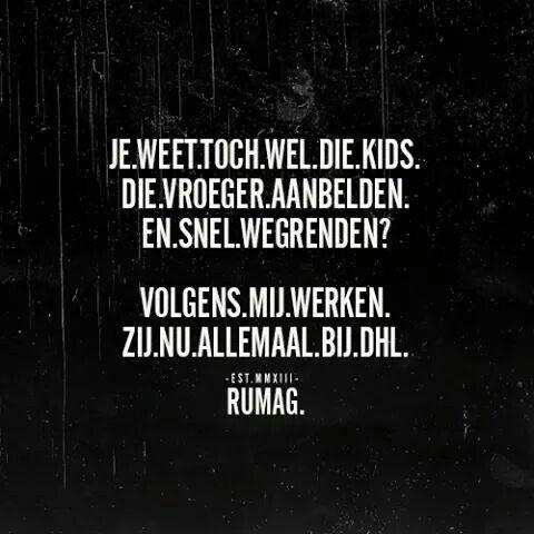 DHL #rumag: