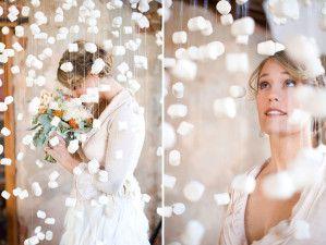 ... pêche mariage d hiver mariage neige mariages hiver neige décoration