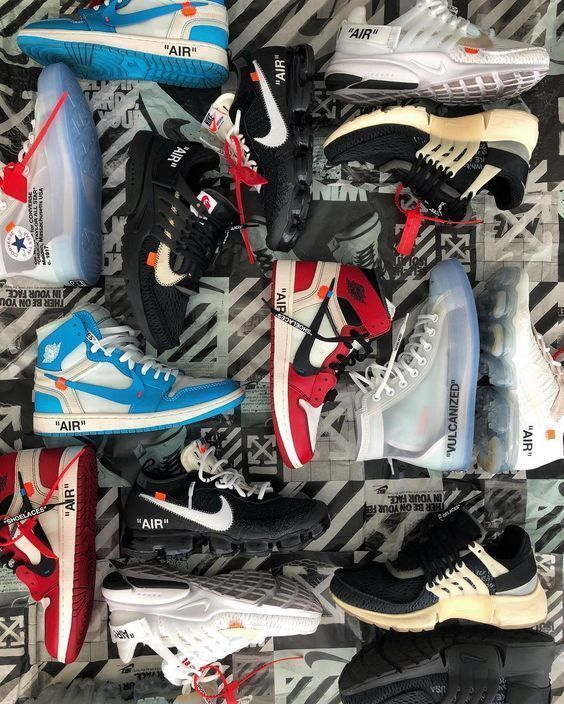 Nike Off White Sneakers Collections Which Pairs Will You Choose