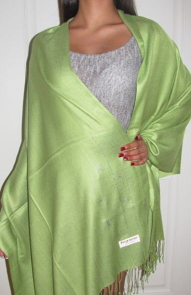 pashmina shawls all colors silken, beautiful in feel and drape and a nice addition to your seasonal wardrobe. http://www.yourselegantly.com/clearance/pashminas.html