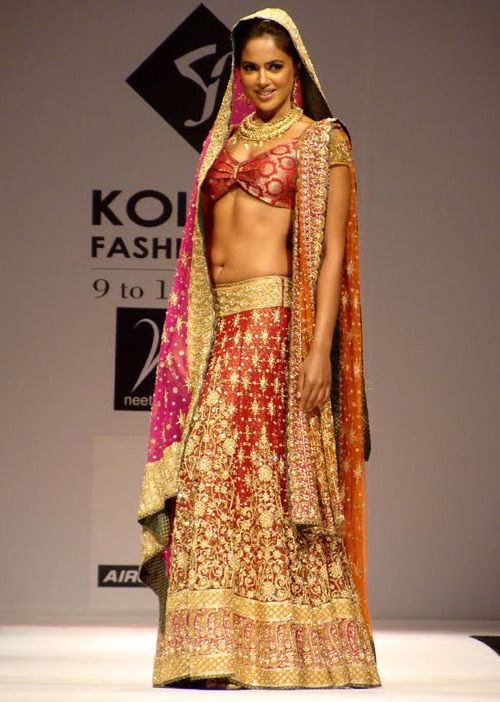 Do you have Sameera Reddy&-39-s abs? Then don&-39-t be scared to wear this ...