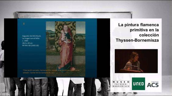La pintura flamenca primitiva. Inés Monteira