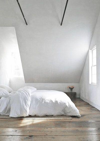 Slaapkamer Wit Hout : Slaapkamers, Vloeren and Wit hout on Pinterest