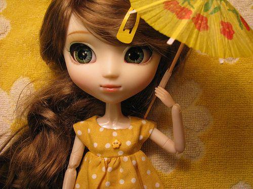 ~Golden Summer~ | Leslie, by Emily Emily! (pullip Xiao Fan)