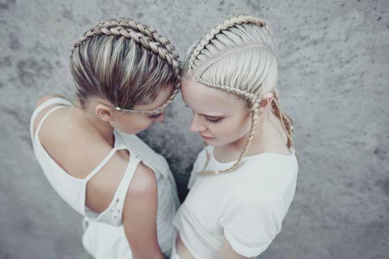 Ph Kishka Jensen - Avant-Garde Hair Designs #hairdressing #avantgarde #peinado #vanguardia #inspiration #HandmadeBCNStudio #HairArt #Hair