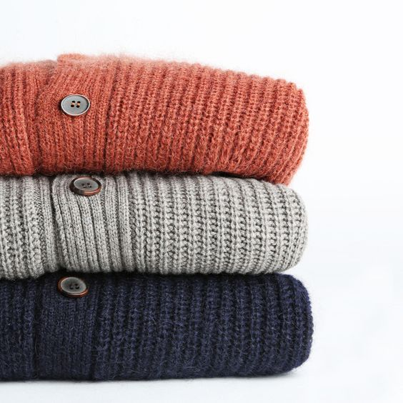 With a generous chunky knit and slightly oversized fit, these cardigans will give any outfit a luxurious and cozy feel. http://bit.ly/1Djy3nN
