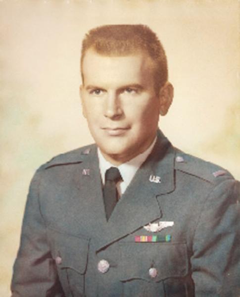 Virtual Vietnam Veterans Wall of Faces | VINCENT C SCOTT JR | AIR FORCE