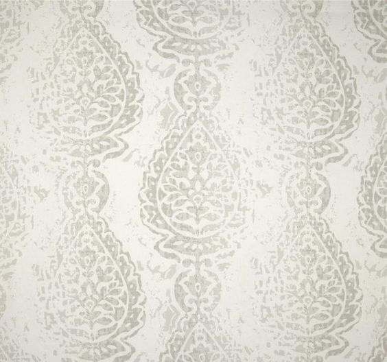Custom Fabric Shower Curtain Premier Prints Manchester French Grey ...