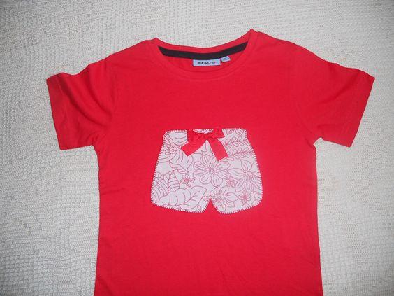 camiseta patchwork niño Carles