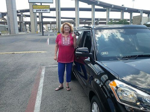Thank you to Sharon Hansen on your new 2013 Kia Soul from Belton Osborne Jr and everyone at Capitol Kia!