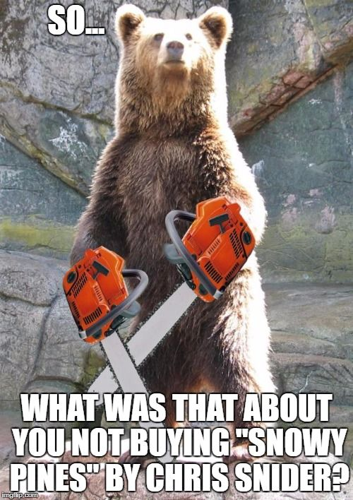Nothing Mr Chainsaw Bear Chainsaw Outdoor Power Equipment Create Memes