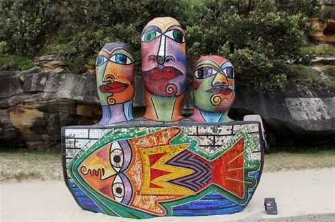 "Deborah Halpern ""Ship of Fools"", Art House Gallery | Art Network Australia"