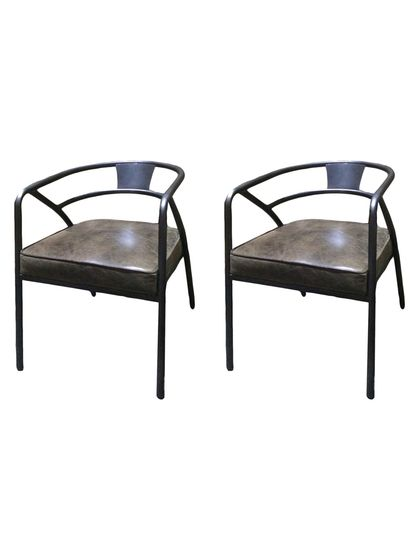 Axl Chairs (Set of 2) by Regina Andrew at Gilt