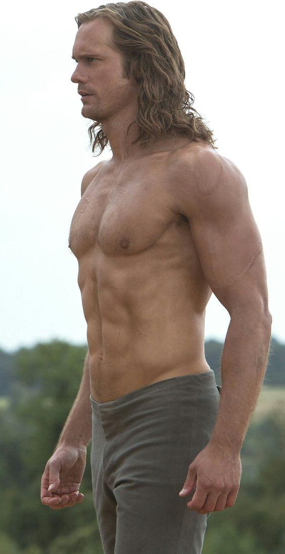 Alexander Skarsgard Legend of Tarzan