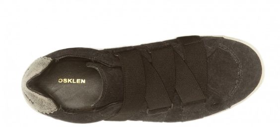 Osklen - TÊNIS ELÁSTICO - masculinos - shoes