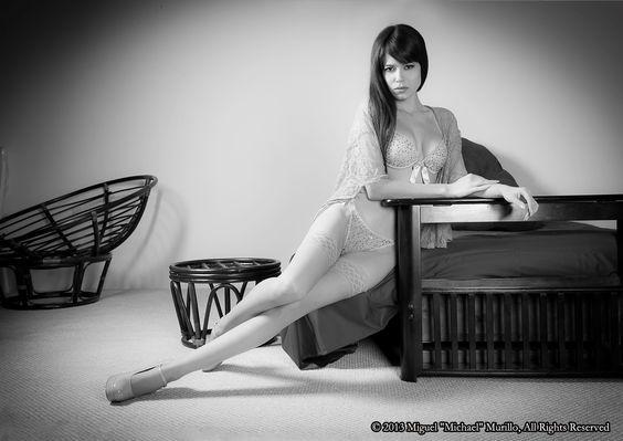Mika Boudoir, Glamour by Mmurillo Foto on 500px