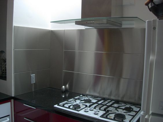 stainless steel kitchen tiles traditional stove and stainless steel on 5733