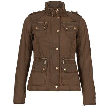 Vestes Barbour Tilbury Jacket Vert 350x350
