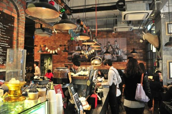 Coffee Academics in HK. (Article: 5 Excellent Cafes In Hong Kong""