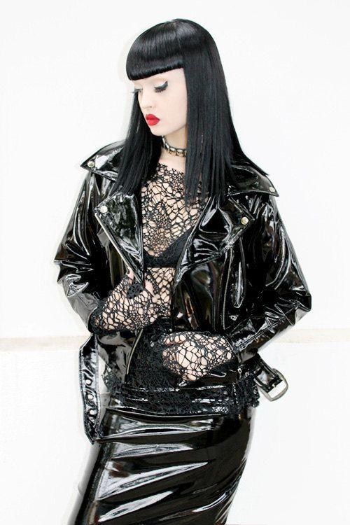 ADELE PSYCH 'Venom' Glam Goth Rock Heavy Metal style by AdelePsych, $459.00