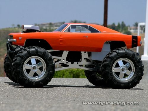 Dodge S Charger Or Perhaps Super Bee Monster Car