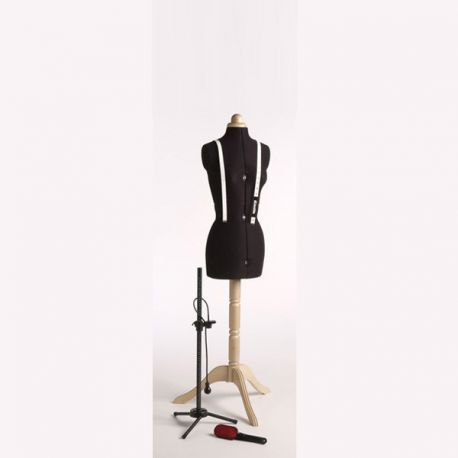 mannequin lady valet taille 36 44 couture pour s. Black Bedroom Furniture Sets. Home Design Ideas