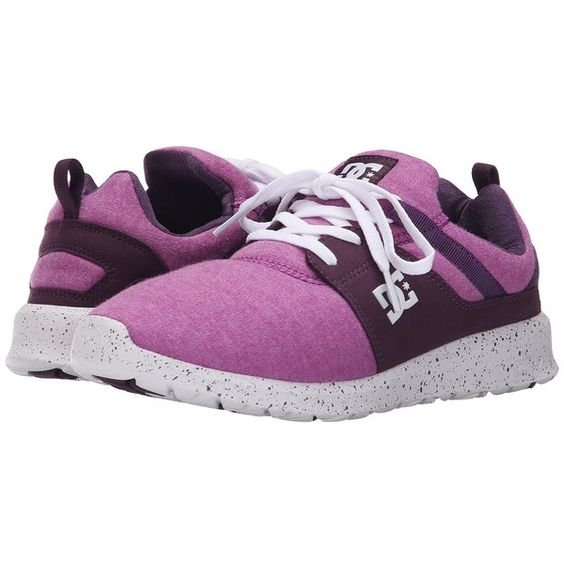 DC Heathrow SE Women's Skate Shoes ($70) ❤ liked on Polyvore featuring shoes, skate shoes, dc shoes footwear, structure shoes, dc shoes and cap toe shoes