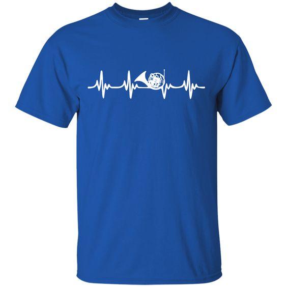 Horn Heartbeat T-Shirt