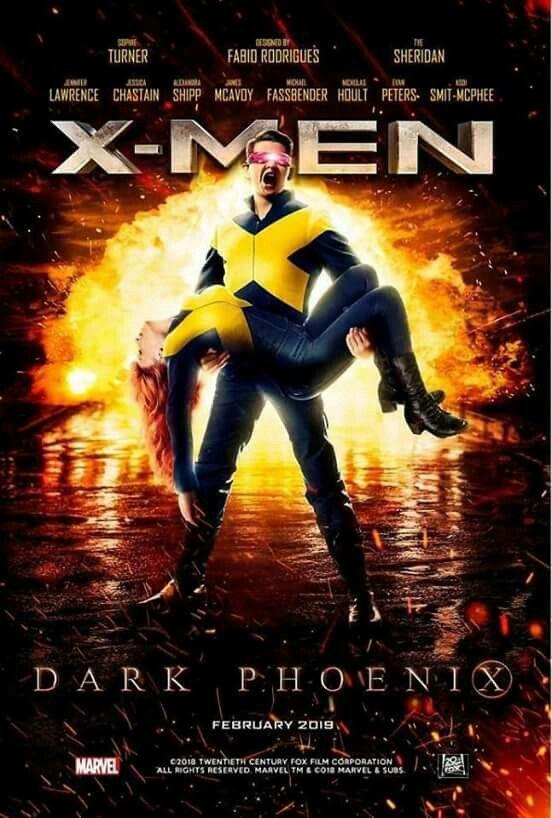 Pin By Brandon Vazquez On X Men 2020 Dark Phoenix X Men Avengers Girl