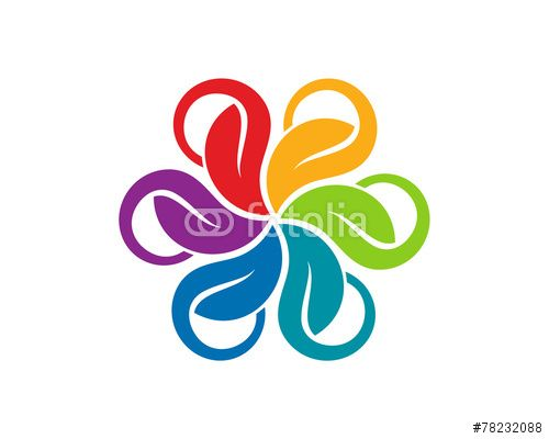 Vector: Flower Logo Business
